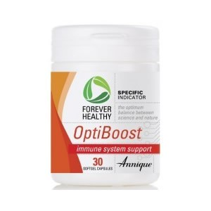 Health OptiBoost - 30 Softgel capsules