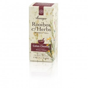 Rooibos Tea Colon Cleanse with Sennae Folium - 50g