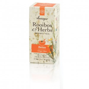 Rooibos Tea Detox with Ginger - 50g