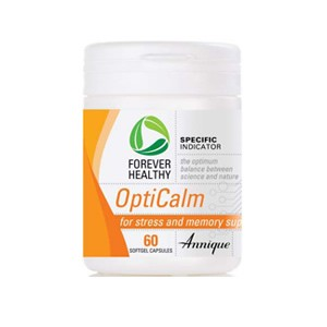 Health OptiCalm - 60 Softgel capsules