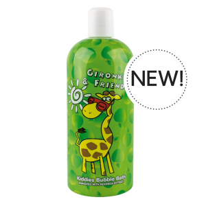 Baby Gironky and Friends Bubble Bath - 500ml