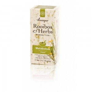 Rooibos Tea Metabolism with Fennel - 50g