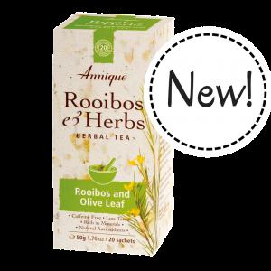 Rooibos Tea Olive Leaf - 50g