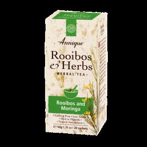 Rooibos Tea Moringa - 50g