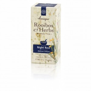 Rooibos Tea Night Rest with Melissae Folium - 50g