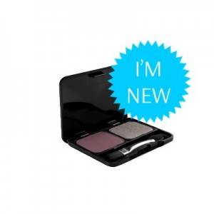 Colour Caress - Plum Duo Eye Shadow - 4g