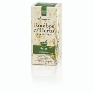 Rooibos Tea Relax with Wild Jasmin - 50g
