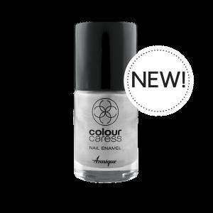 Nail Enamel Silver - 10ml